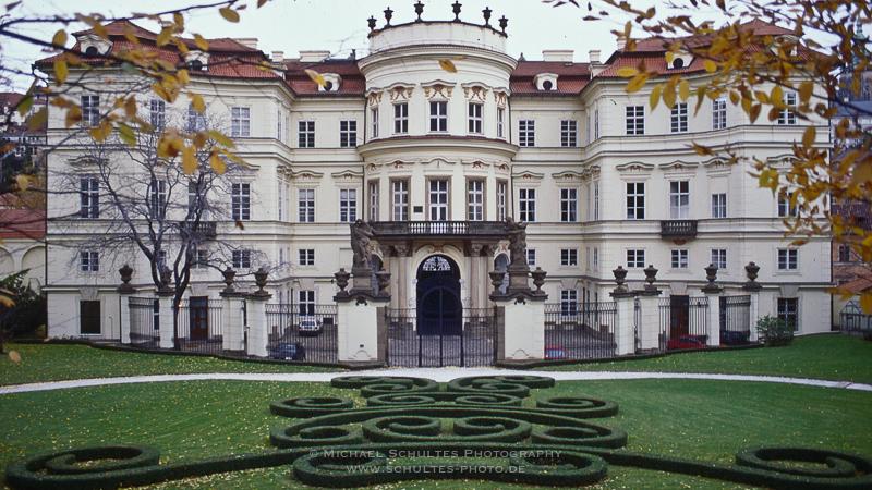 Deutsche Botschaft Prag CSR