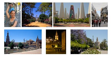 Sevilla Fotoaufnahmen